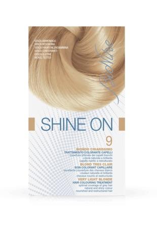Bionike Shine On Trattamento Colorante Capelli Biondo Chiarissimo 9 - Arcafarma.it