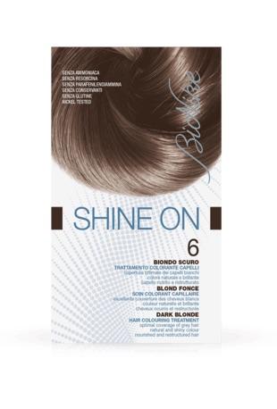 Bionike Shine On Trattamento Colorante Capelli Biondo Scuro 6 - Arcafarma.it