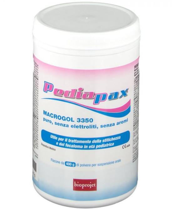 PEDIAPAX POLVERE 400 G - Farmaci.me