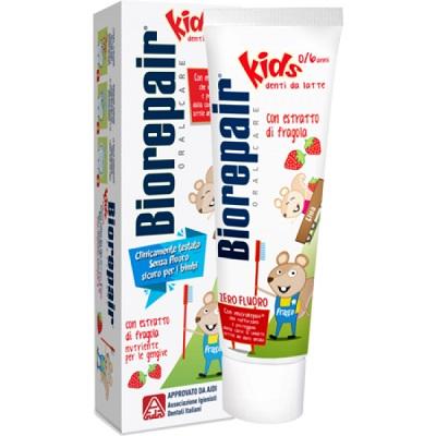 Biorepair Oral Care Kids 0-6 Anni Dentifricio 50 ml - Farmafamily.it
