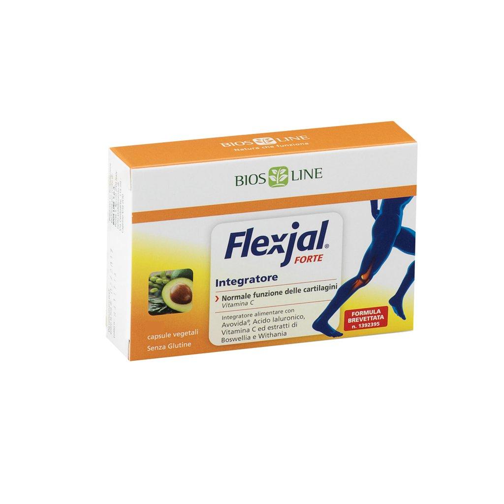 Bios Line Flexjal Forte 60 Compresse - Iltuobenessereonline.it