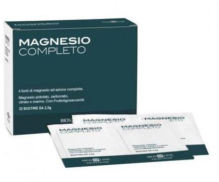 Bios Line Magnesio Completo 32 Bustine - Farmacia 33