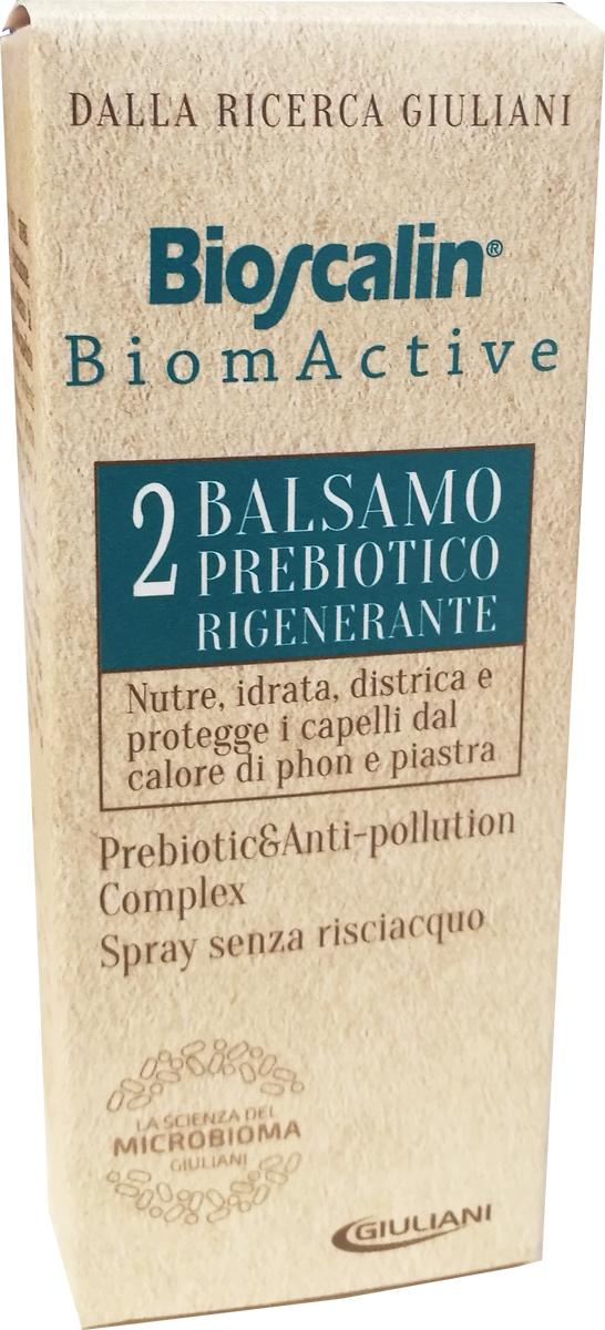 BIOSCALIN BIOMACTIVE BALSAMO PREBIOTICO RIGENERANTE 100 ML - Farmacia Centrale Dr. Monteleone Adriano