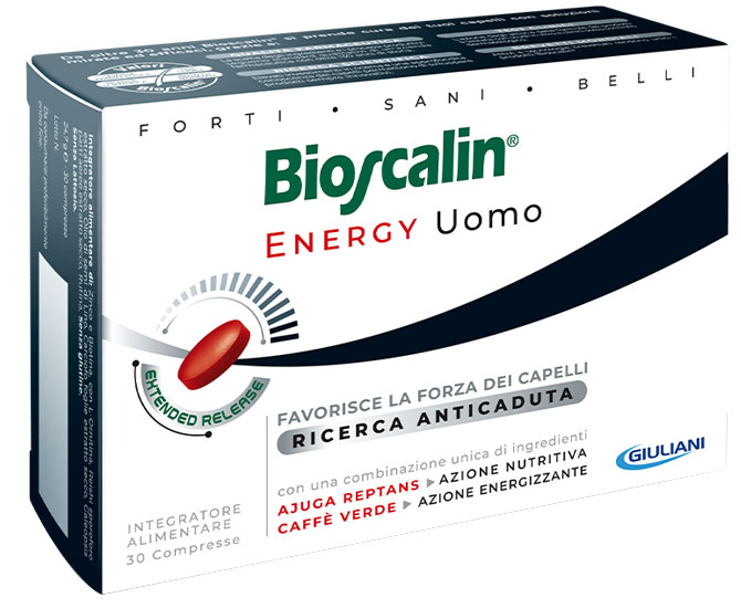 BIOSCALIN ENERGY 30 COMPRESSE PREZZO SPECIALE - Farmacielo