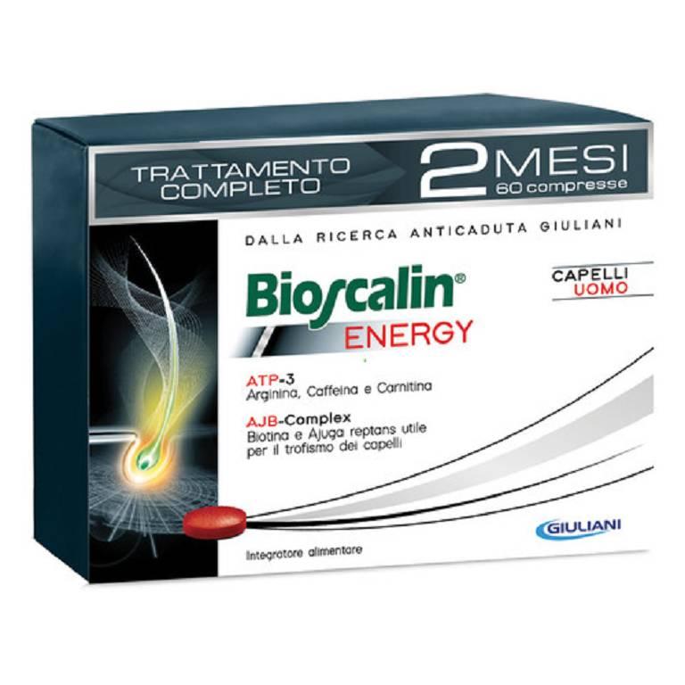 BIOSCALIN ENERGY 60 COMPRESSE - Farmaconvenienza.it