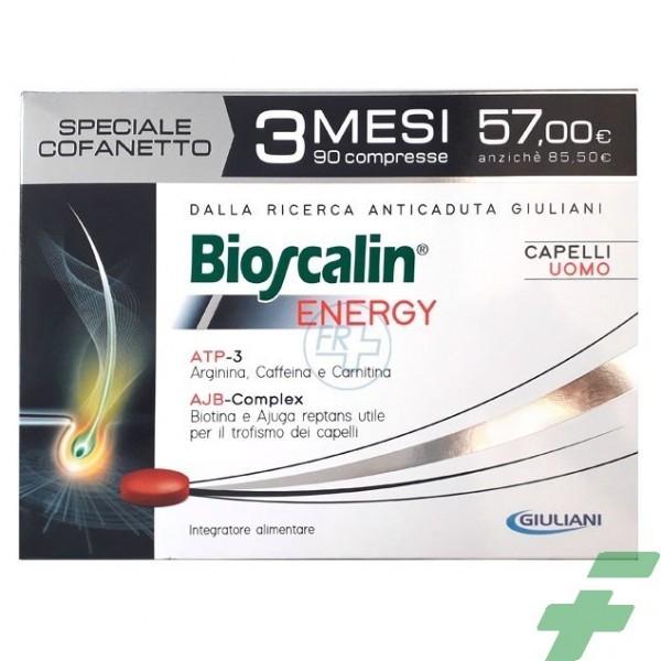 BIOSCALIN ENERGY 90 COMPRESSE PROMO - pharmaluna
