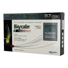 BIOSCALIN ENERGY 90 COMPRESSE PROMO - Turbofarma.it