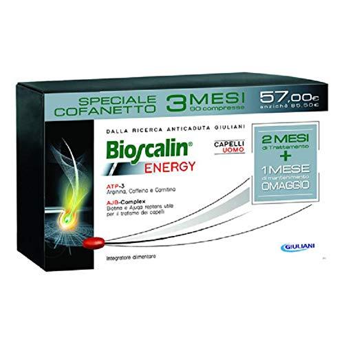 BIOSCALIN ENERGY 90 COMPRESSE PROMO - Farmacianuova.eu