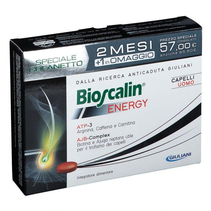 Image of Bioscalin Energy Anticaduta Capelli 90 Compresse