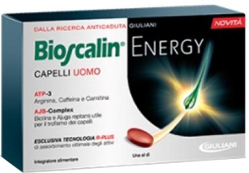 BIOSCALIN ENERGY 30 COMPRESSE - Farmacia Centrale Dr. Monteleone Adriano