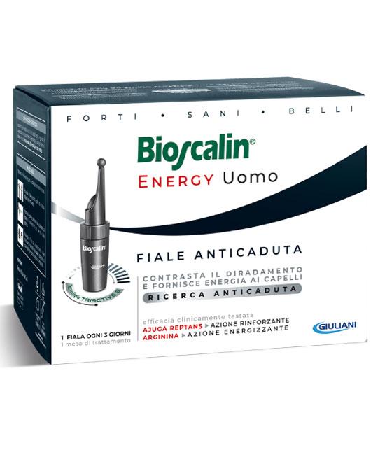 Bioscalin Energy 10 Fiale da 3,5 ml - La tua farmacia online