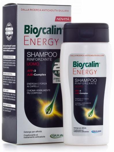 BIOSCALIN ENERGY SHAMPOO 200 ML BOLLINO PREZZO SPECIALE - Farmacia Centrale Dr. Monteleone Adriano