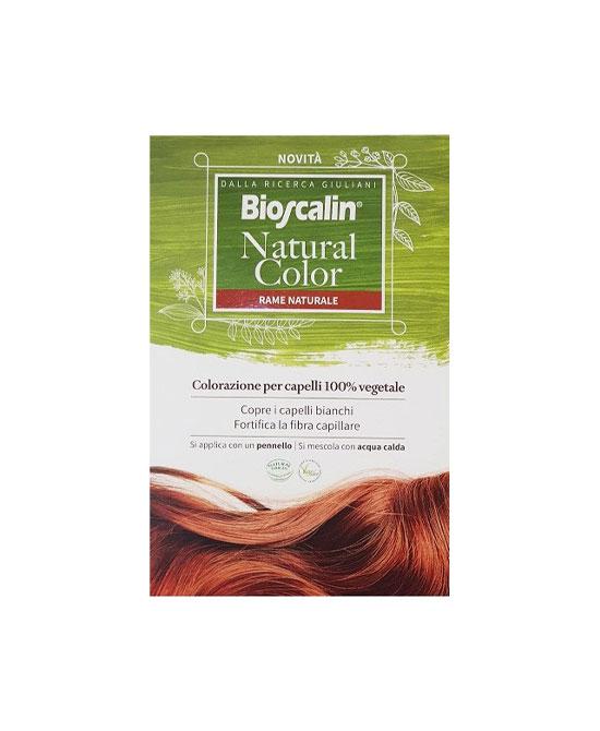 Bioscalin Natural Color rame naturale 70 g - latuafarmaciaonline.it