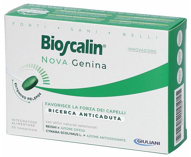 BIOSCALIN NOVA GENINA 30 COMPRESSE  - Farmacielo