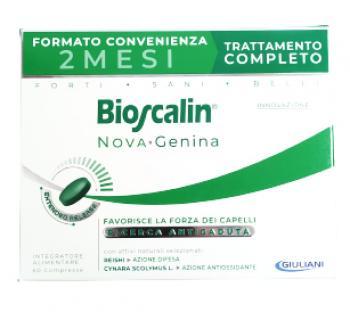 BIOSCALIN NOVA GENINA 60 COMPRESSE - Farmafamily.it
