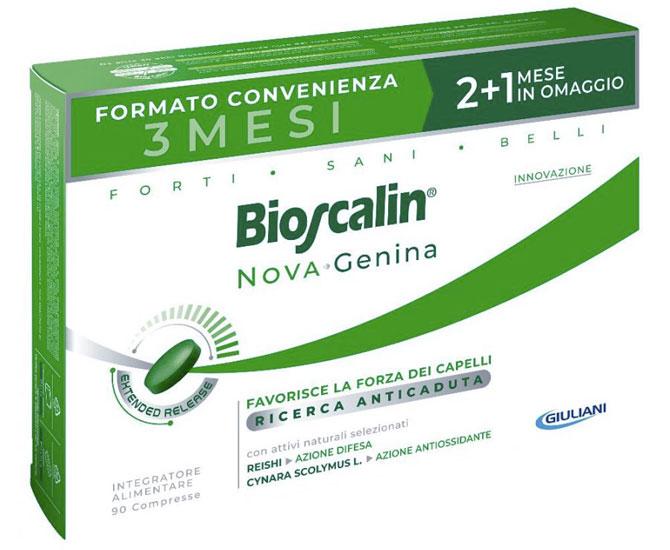 BIOSCALIN NOVA GENINA 90 COMPRESSE 2+1 OMAGGIO - Farmacielo