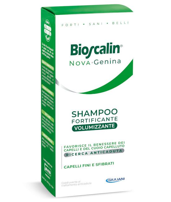 BIOSCALIN NOVA GENINA SHAMPOO VOLUMIZZANTE CUT PRICE 200 ML - sapofarma.it