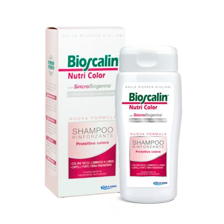 Bioscalin Nutri Color Shampoo 200ml - Farmafamily.it