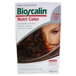 Bioscalin Nutricolor Tinta Per Capelli 4.64 Castano Mogano Rame - Farmaconvenienza.it
