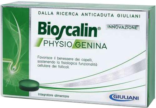 BIOSCALIN PHYSIOGENINA 30 COMPRESSE PREZZO SPECIALE - Farmacia Centrale Dr. Monteleone Adriano