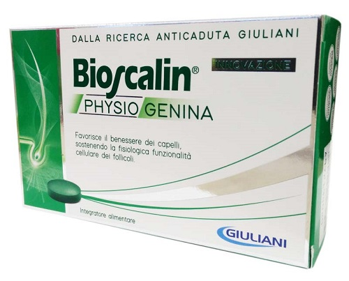 Bioscalin physiogenina 30 compresse - Zfarmacia