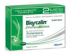 BIOSCALIN PHYSIOGENINA 60 COMPRESSE - Farmaciacarpediem.it