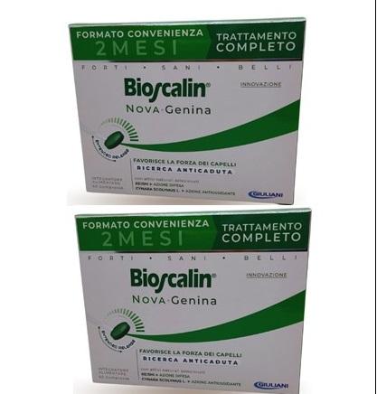 BIOSCALIN PHYSIOGENINA 90 COMPRESSE - Zfarmacia
