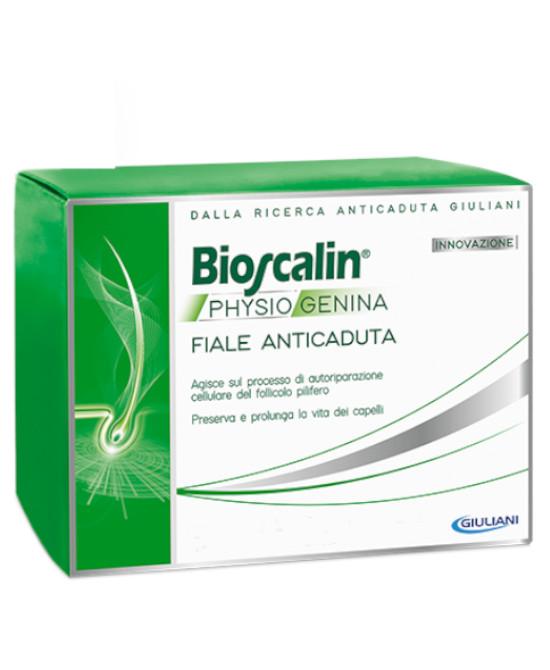 BIOSCALIN PHYSIOGENINA FIALE PREZZO SPECIALE - Farmaci.me