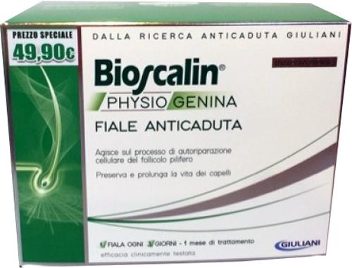 BIOSCALIN PHYSIOGENINA FIALE PREZZO SPECIALE - Farmacia Centrale Dr. Monteleone Adriano