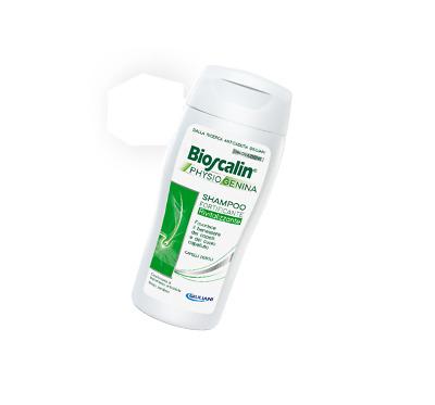 Bioscalin Physiogenina Shampoo Fortificante Rivitalizzante 200 ml - Zfarmacia