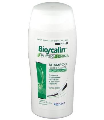 BIOSCALIN PHYSIOGENINA SHAMPOO RIVITALIZZANTE MAXI SIZE 400 ML - Nowfarma.it