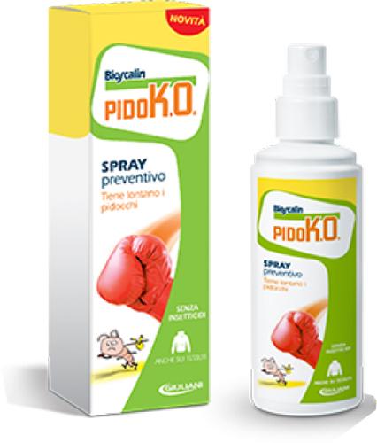 MILICE PIDOKO SPRAY PREVENTIVO 100 ML - Farmacia Centrale Dr. Monteleone Adriano