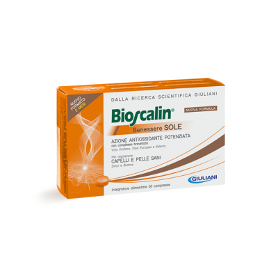 BIOSCALIN SOLE 30 + 10 COMPRESSE - latuafarmaciaonline.it