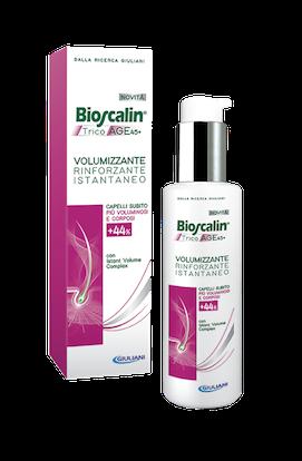 Bioscalin Tricoage 45+ Volumizzante Rinforzante Istantaneo Sfuso 125ml - Arcafarma.it