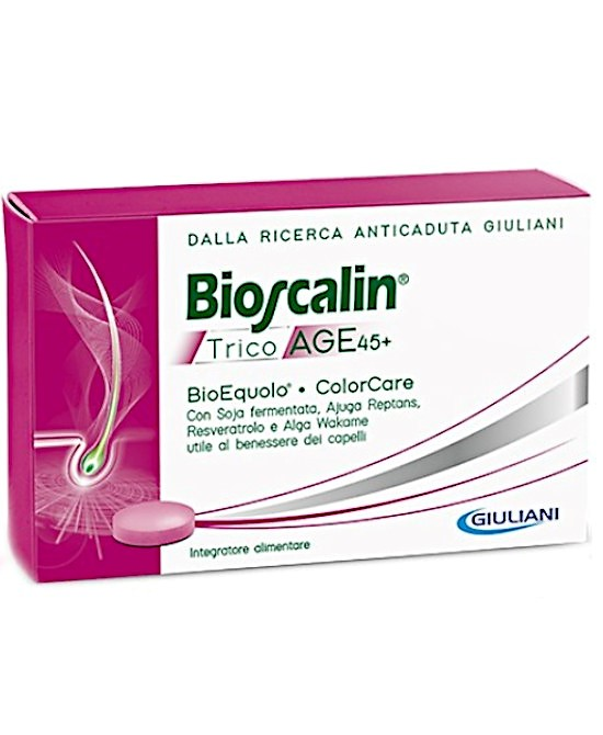 BIOSCALIN TRICOAGE 90 COMPRESSE PROMO - Farmaci.me