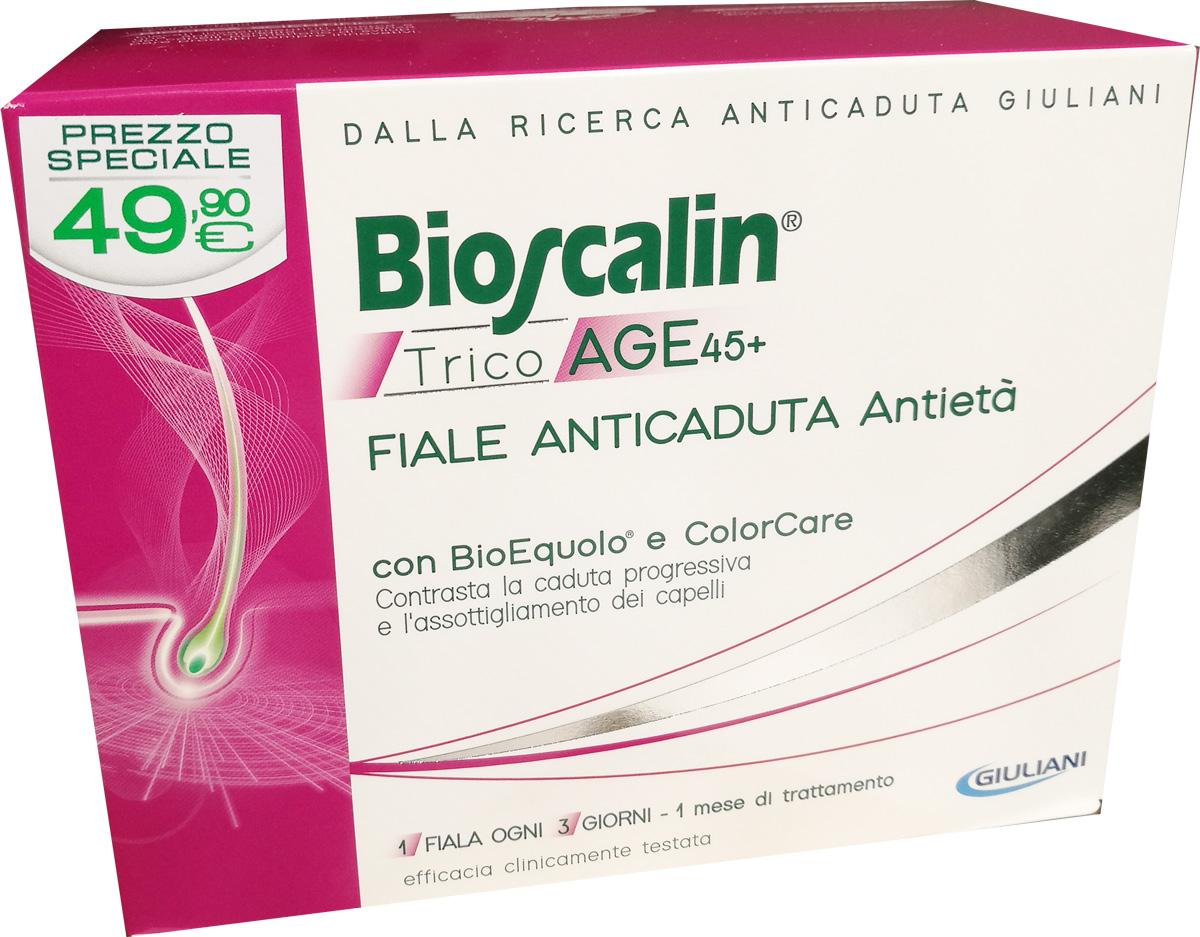 BIOSCALIN TRICOAGE FIALE PREZZO SPECIALE - Farmacia Centrale Dr. Monteleone Adriano