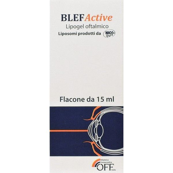 BLEFACTIVE LIPOGEL OFTALMICO 15ML - Farmastar.it