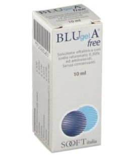 BLU GEL A FREE 10 ML - Farmafirst.it