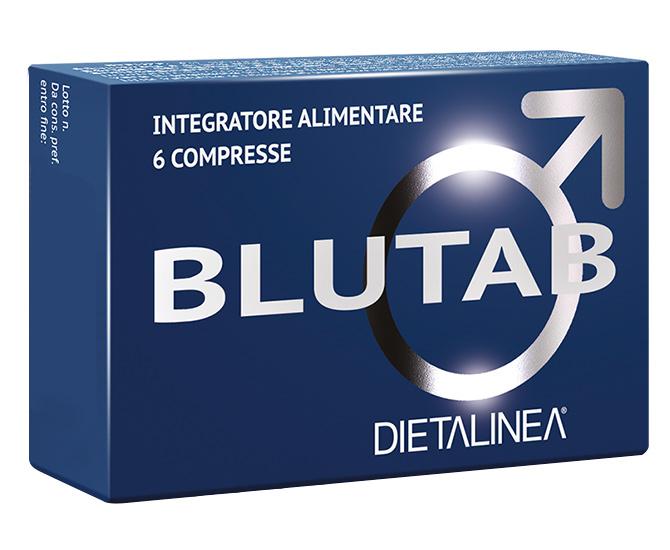 BLUTAB 6 COMPRESSE - Farmacielo