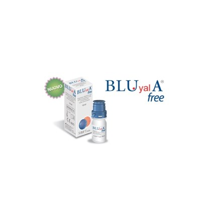 BLU YAL A FREE 10 ML - Zfarmacia