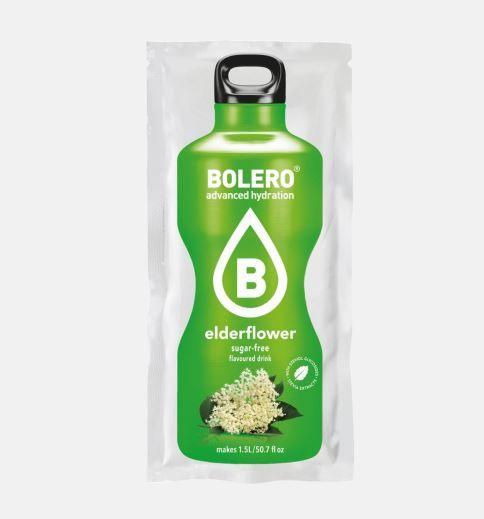 BOLERO ELDERFLOWER 500 ML 12 BUSTINE 3 G - Farmacia Massaro