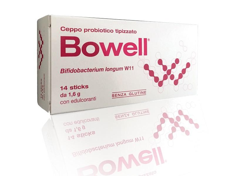 Omeopiacenza Integratore Fermenti Lattici Probiotici Bowell 14 Bustine - Farmastar.it