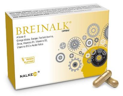 BREINALK CAPSULE - Farmacia Centrale Dr. Monteleone Adriano