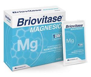 BRIOVITASE MAGNESIO 20 BUSTINE - farmaventura.it