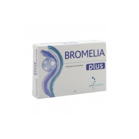 BROMELIA PLUS 30 COMPRESSE 1000 MG -