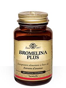 BROMELINA PLUS 60 CAPSULE - Zfarmacia