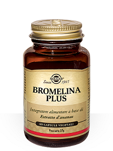 BROMELINA PLUS 60 CAPSULE - Farmalilla