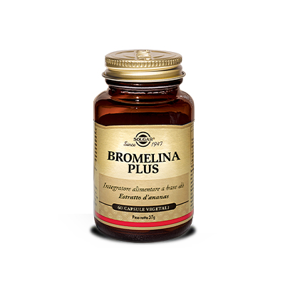 BROMELINA PLUS 60 CAPSULE - Nowfarma.it