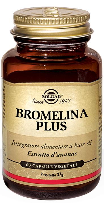 BROMELINA PLUS 60 CAPSULE - Farmacia Centrale Dr. Monteleone Adriano