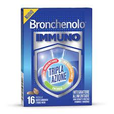 BRONCHENOLO IMMUNO PASTIGLIE - Farmaedo.it